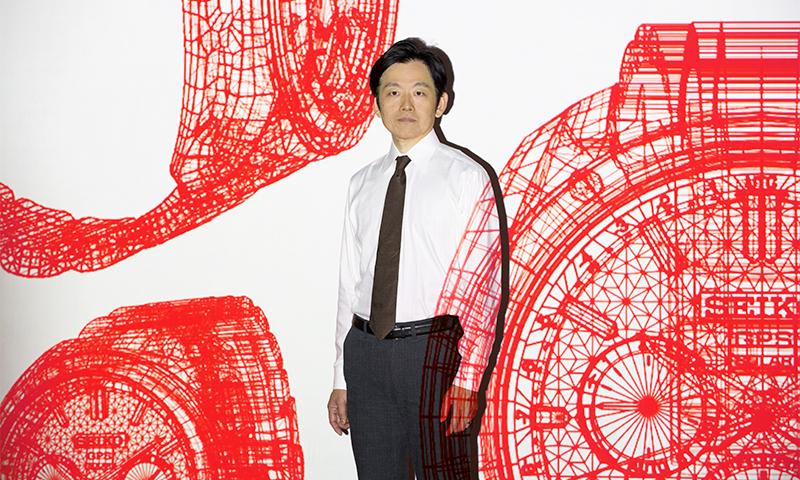 Photo of Junichi Kamata