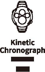 Kinetic Chronograph