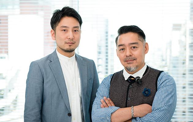Picture of Monjugawa and Kishino