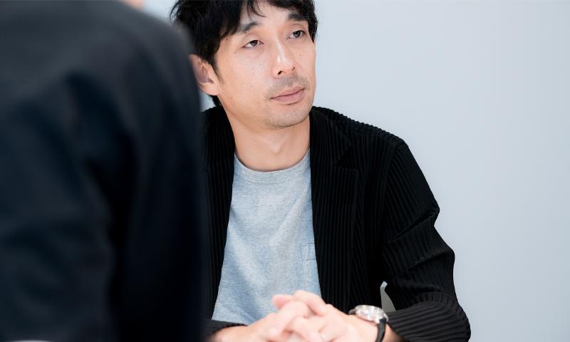 安藤北斗氏の写真