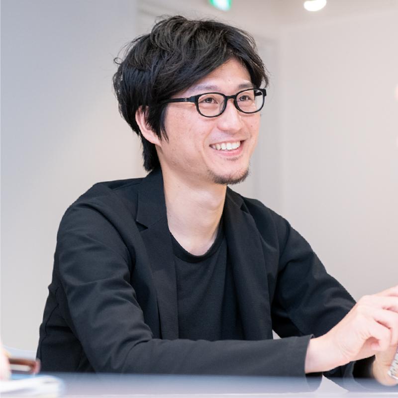 吉泉聡氏の写真